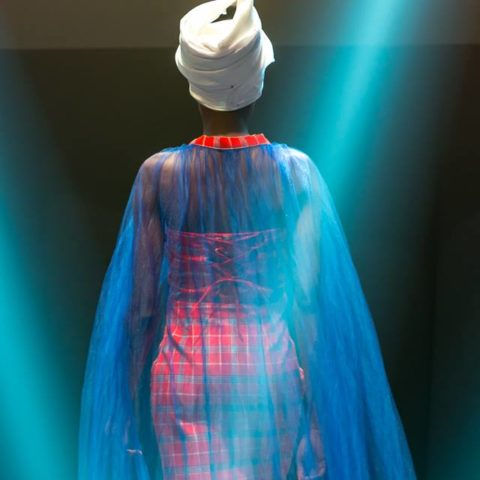Flavia Musana -7th Annual Ugandan Diaspora Fashion Show .
