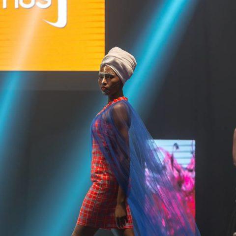 Flavia Musana -7th Annual Ugandan Diaspora Fashion Show ..,
