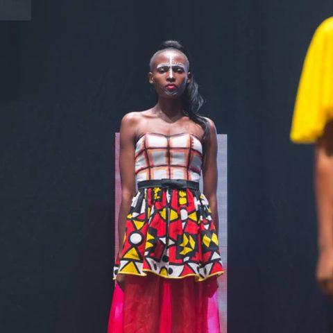 Flavia Musana -7th Annual Ugandan Diaspora Fashion Show