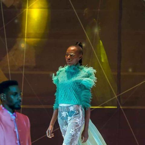 Flavia Musana – Abryanz Style & Fashion Awards..