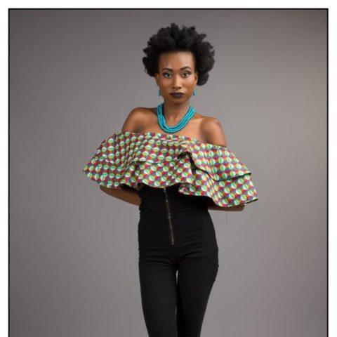 Irene Ashaba Peace Fullshot – Cavalli Models Africa