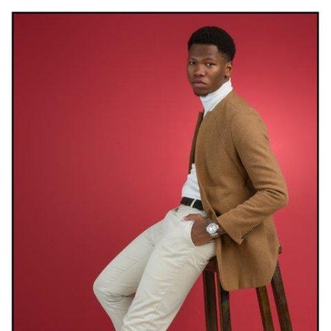 Ronald Mark Katongole – Cavalli Models Africa