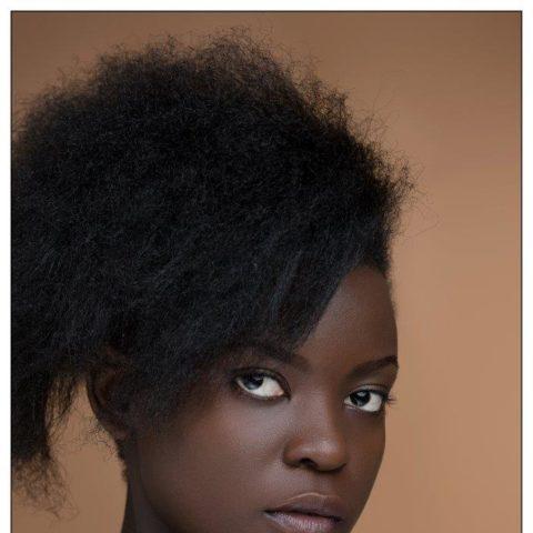 Agatha Headshot – Cavalli Models Africa