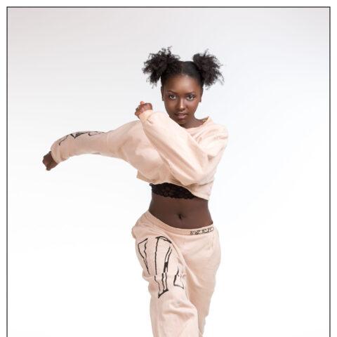 Praise Running Shot- Cavalli Models Africa
