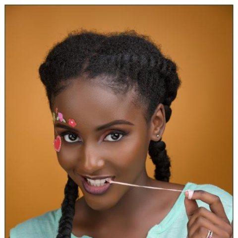 Charlaynne Zoey Headshot – Cavalli Models Africa