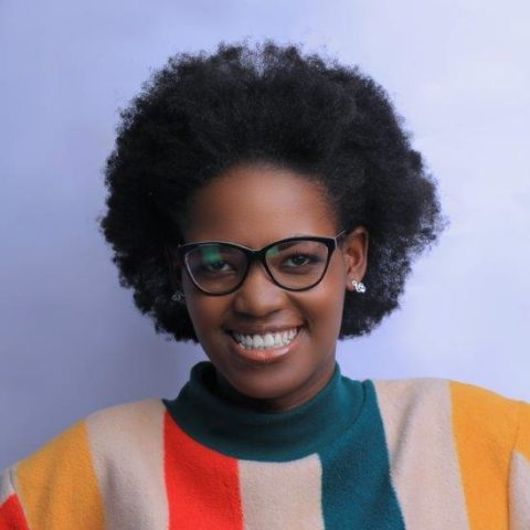 Louise Headshot – Cavalli Models Africa