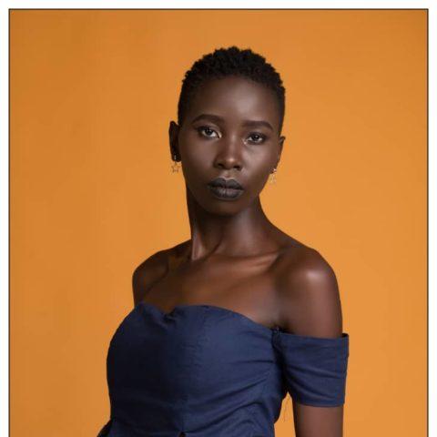 Debora Halfshot – Cavalli Models Africa
