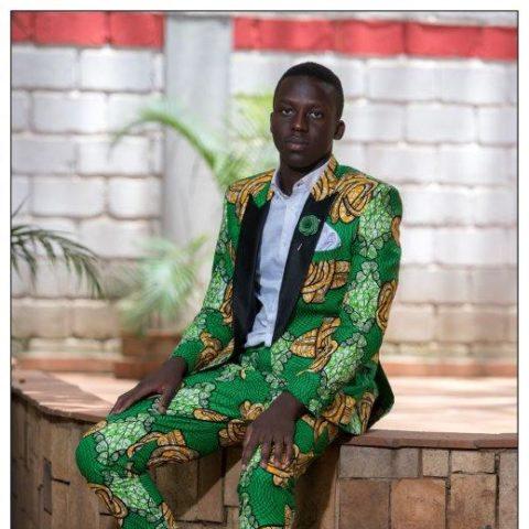 Ephraim Fullshot – Cavalli Models Africa