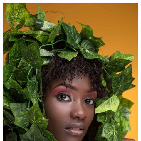 Miski Sheilah Creative headshot – Cavalli Models Africa